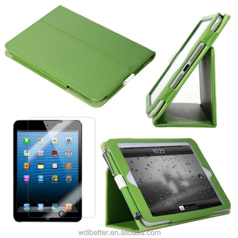 Factory Price Luxury Leather Case for iPad Cover