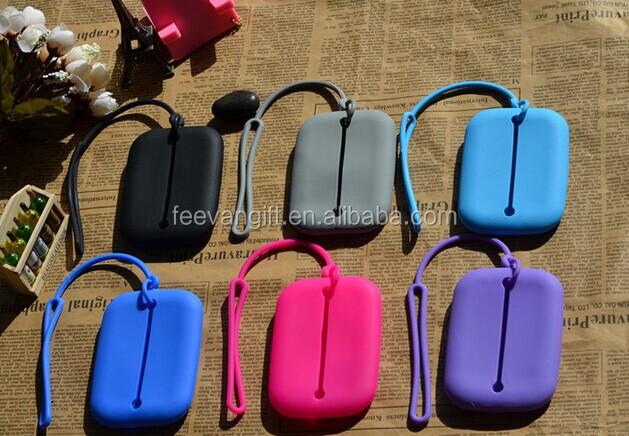 Promotio<em></em>nal key chain bag holder
