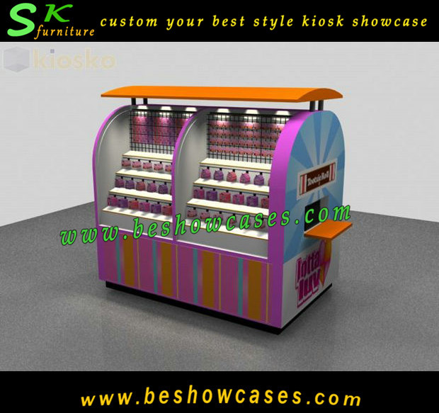 2014 hot vente nouveau design bonbons kiosque caf kiosque for Centre meuble escompte
