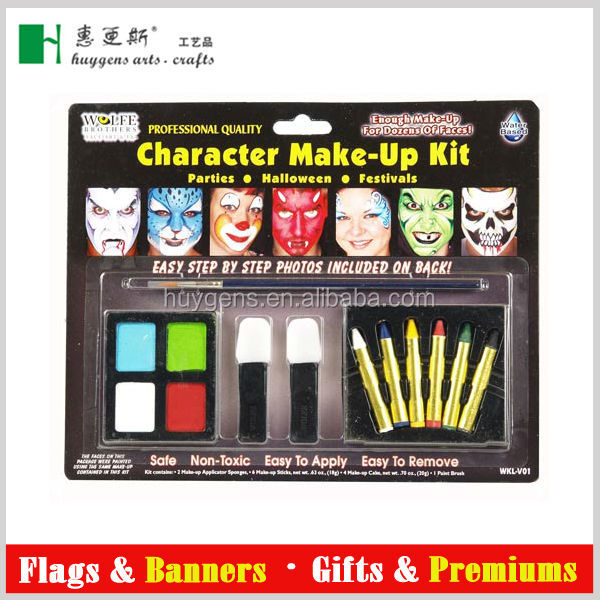 Paint Makeup Kits With Cow