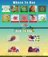 Стикеры для стен DIY ZooYoo2002 adesivo parede ZYPA-2002-NN