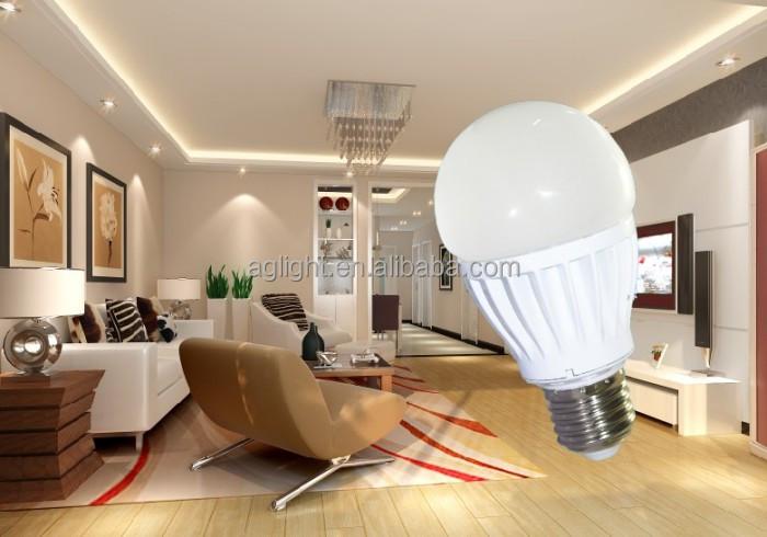 A60 e27 led bulb led bulb light 3W-12W