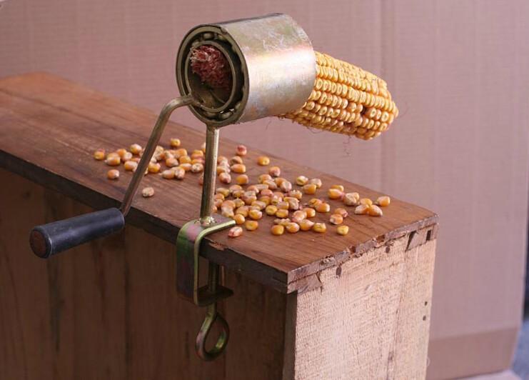 Как сделать зерна для кукурузы 642