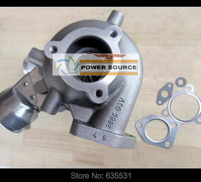 BV43 K03 53039880144 53039880122 28200-4A470 Turbocharger For KIA Sorento 2.5L CRDi 2001-06 Hyundai D4CB Euro 4 125KW 170HP (5)
