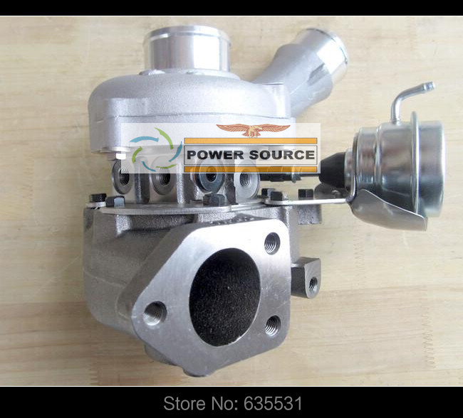 BV43 K03 53039880144 53039880122 28200-4A470 Turbocharger For KIA Sorento 2.5L CRDi 2001-06 Hyundai D4CB Euro 4 125KW 170HP (3)
