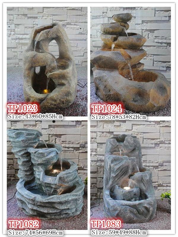Fuentes imitacion piedra materiales de construcci n para for Fuentes de jardin de segunda mano