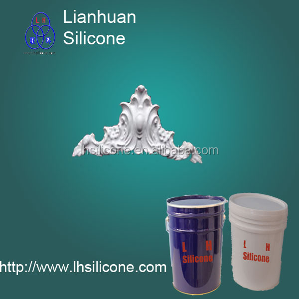 Plaster Cornice Molding RTV-2 Silicone