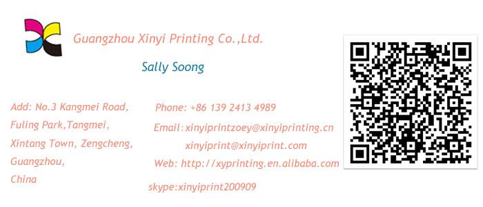 SALLY namecard