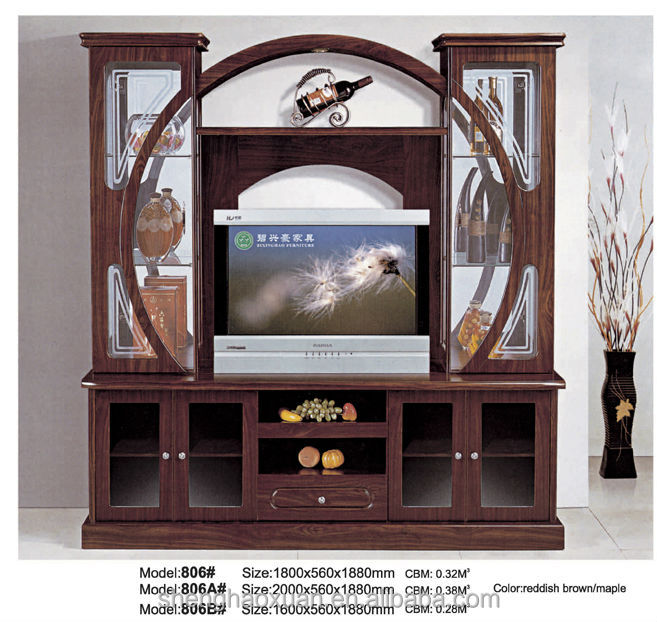 Corner Tv Stand Designs India: Ambala cube light mango wood corner ...