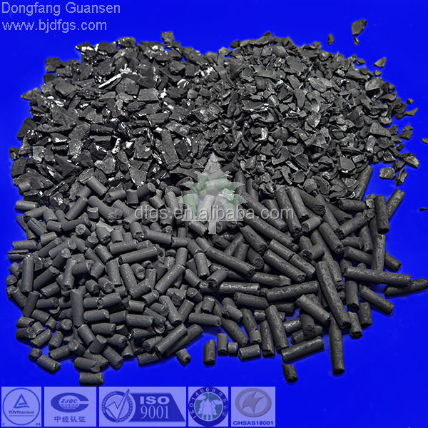 Coal Based And Granular Actived Carbon For Purification
