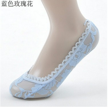 Женские короткие носочки Unbrand TOM009 DHL