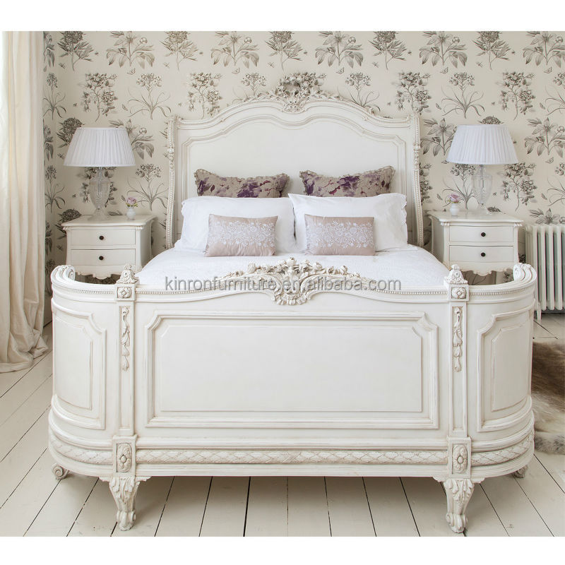 Chambre a coucher style francais for Chambre a coucher style provencal