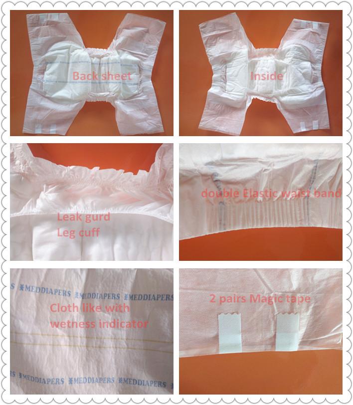 Couches pour adultes matelas à langer, jetable drap de lit sous le coussin