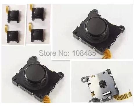 image for Left / Right 3D Analogue Analog Joystick Button Control Stick Repair P