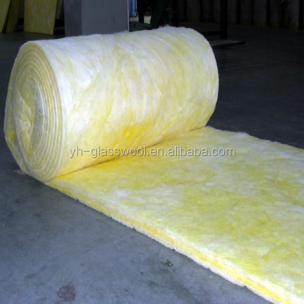 Verre couverture de laine r sistant la chaleur mat riaux verre couverture de laine autres - Densite de la laine de verre ...