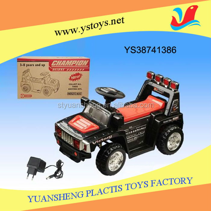 Kids electric ride on car B/O Off-Road Vehicle