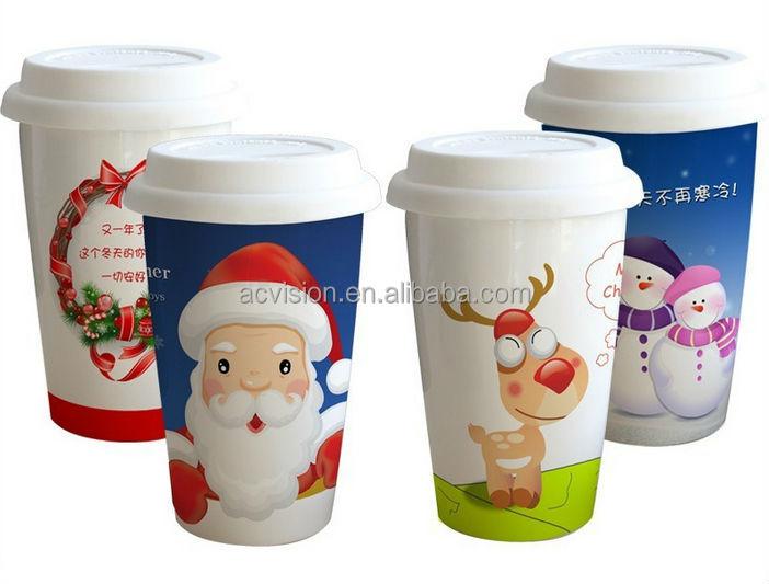 Christmas Mugs Wholesale Christmas Ceramic Mug Christmas