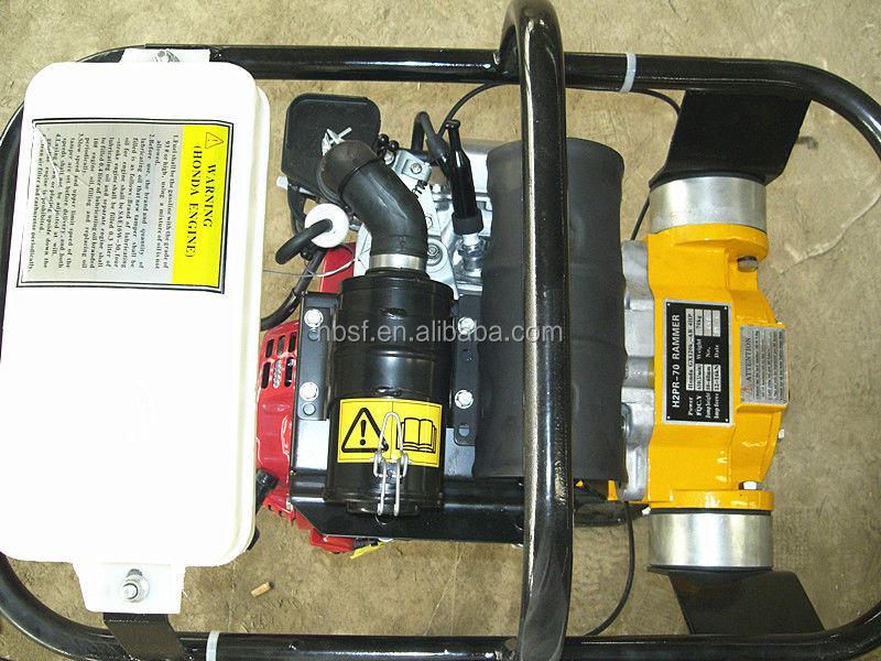 HCR70 sand rammer machine,tamping rammer
