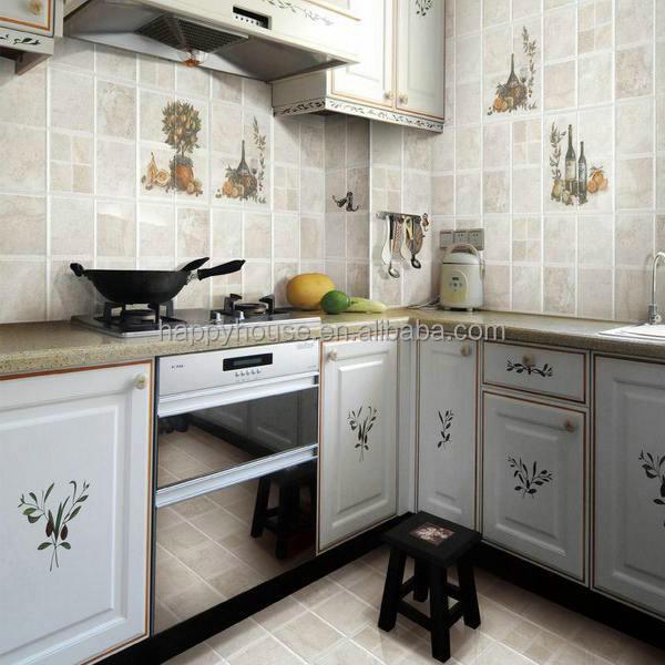 Foshan Marble Design Ceramic Kajaria Kitchen Tile - Buy ...