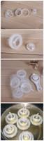 Сосуд для варки яиц без скорлупы 2sets/14pieces, FZ2038 0ISOmM