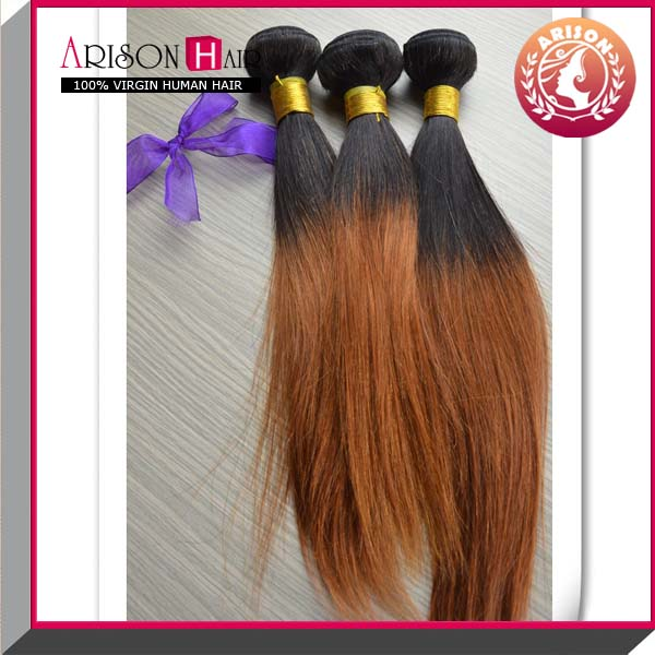 human hair weave ombre hair, View sew in human hair weave ombre hair ...