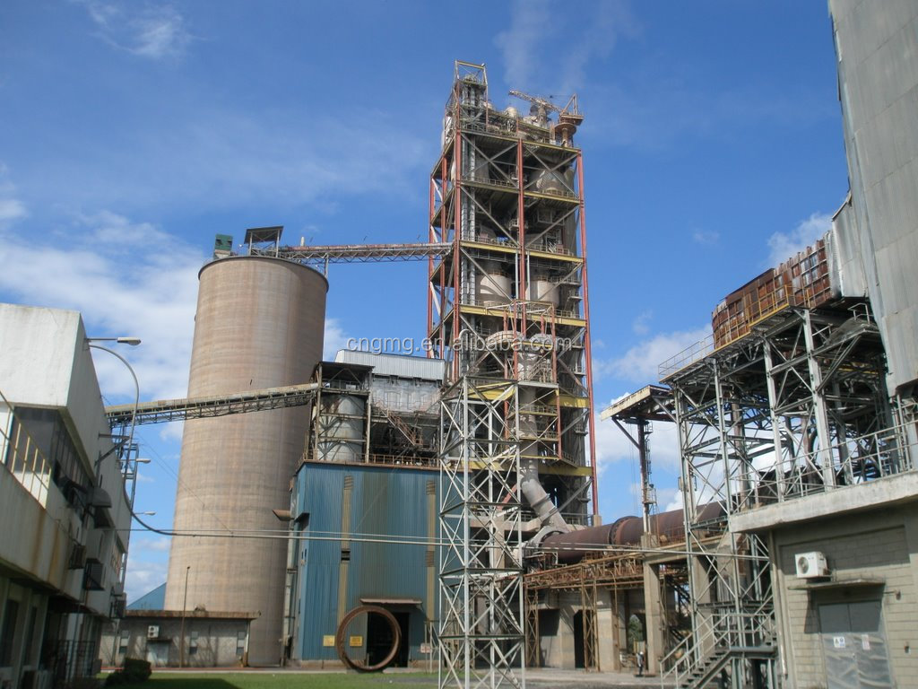 Clinker Cement Plants In Usa : Tpd cement clinker grinding plant