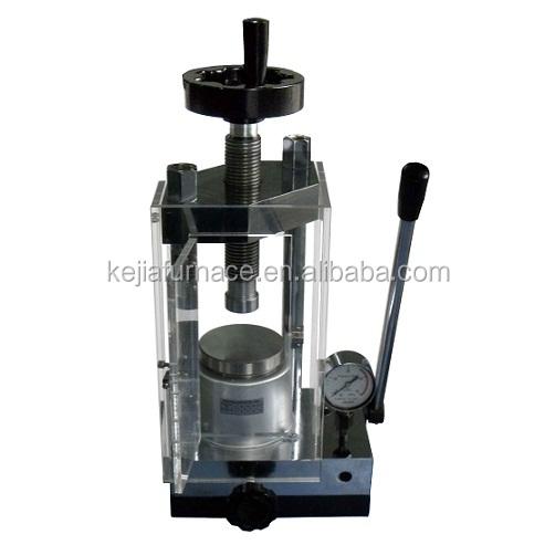 Hot Sell Desktop Manual Powder Press Machine Buy Press