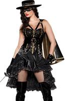 Маскарадный костюм Bandida LC8643 LC8643 LC8643P