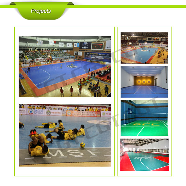 Portable Sports Floors / Gym Floors/ Basketball Floors