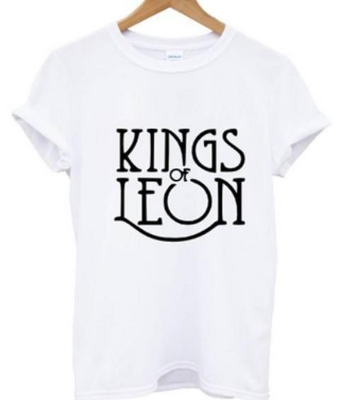 Kings of Leon T-shirts Kings of Leon T-shirts Men