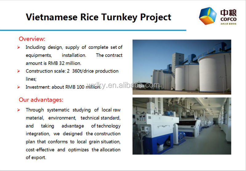 TCQY efficient feed mill flour mill rice mill cleaning machine rotating drum sieve