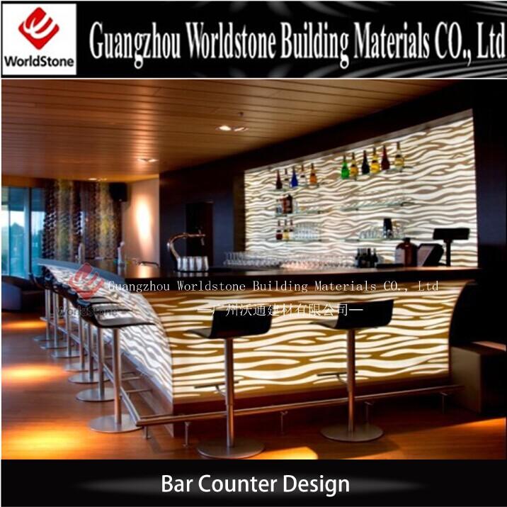 Luminous Bar Counter Bar Display Cabinet Design - Buy Luminous Bar ...