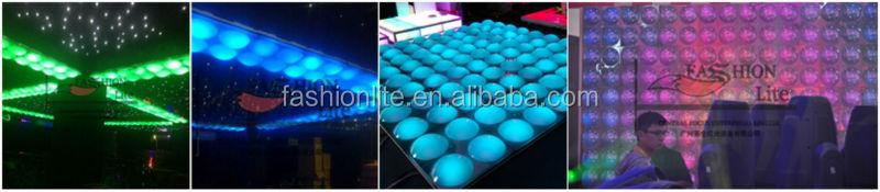 Ночной клуб отделка стен / из светодиодов диско пузырь панель / из светодиодов диско панель