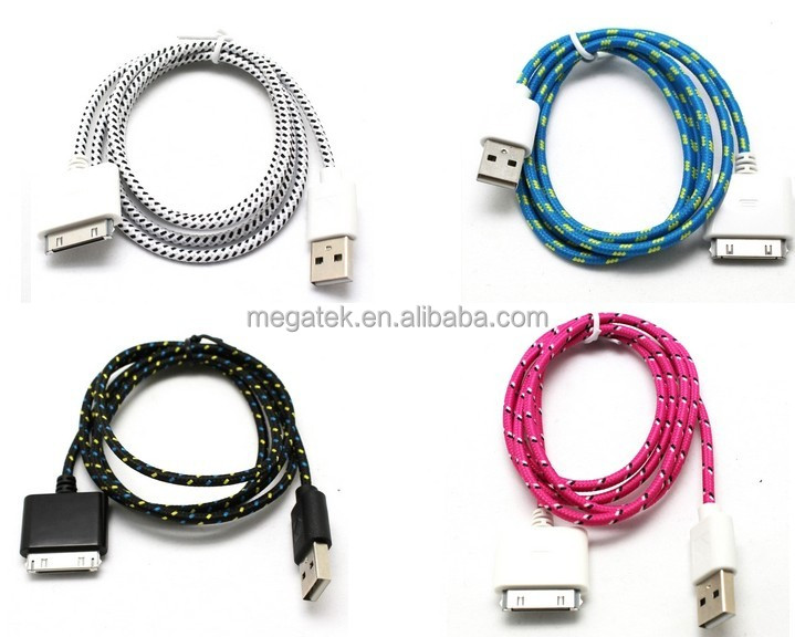 Mobile phone accessories micro usb cable for iphone cable