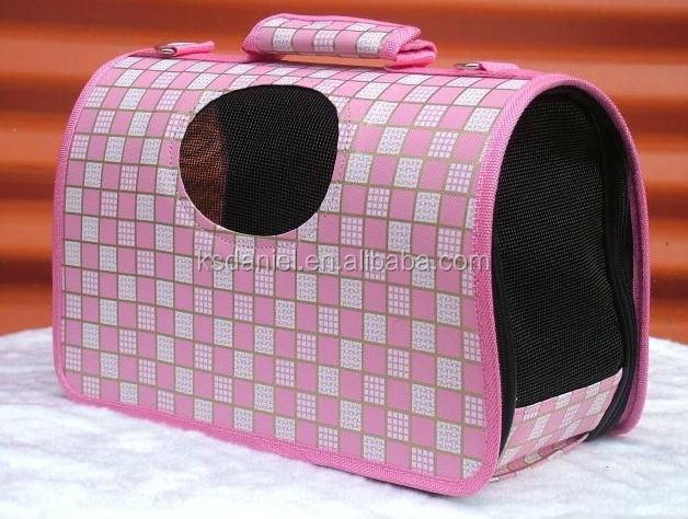 New arrival foldable pet carrier/dog carrier/cat carrier, Large