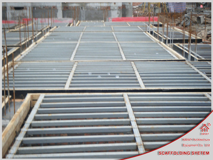 types of formwork materials pdf