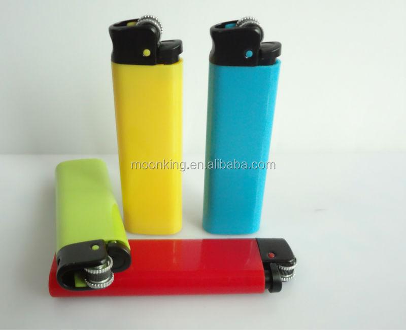 Disposable cigarette lighters