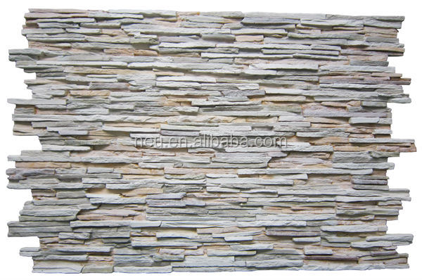 3d brick wall ledge stone artificail rock panel 3d wall