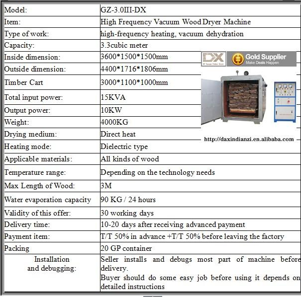 3CBM HF Vacuum wood/timber/lumber dryer machine.jpg