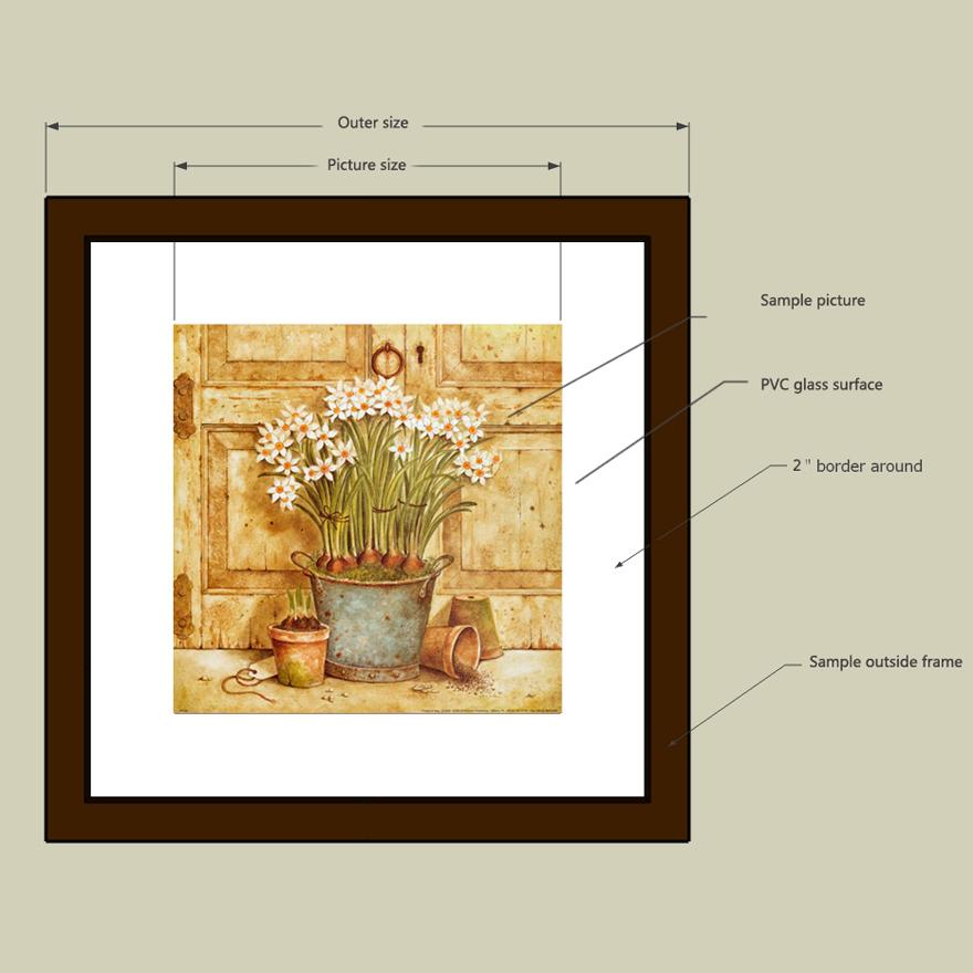 framed art - sample