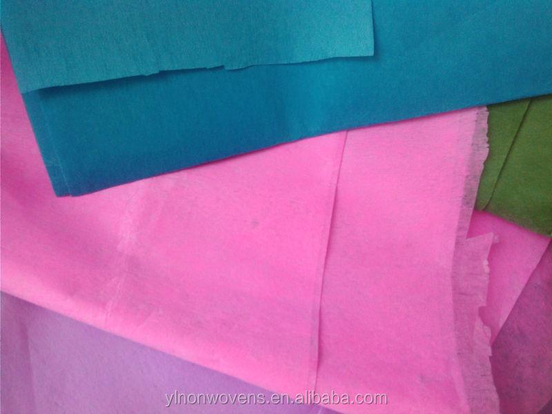 PET Non Woven fabric floral wrap