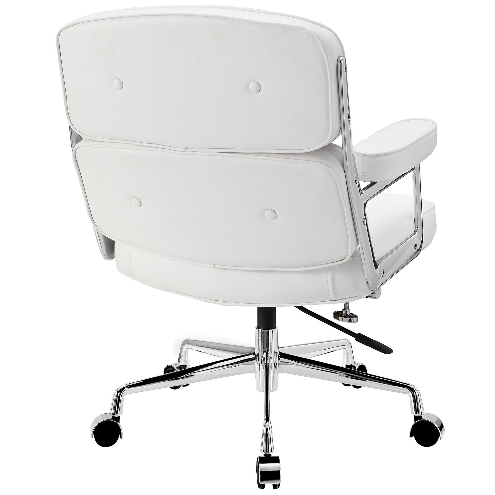 wholesale 2015 new white leather office chair lobby style alibaba