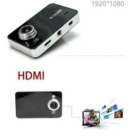 Автомобильный видеорегистратор K6000 HD 1080P 30 fps Dash Cam 2.4 TFT