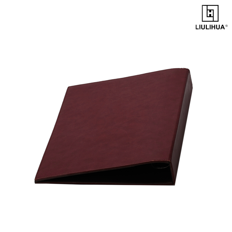 fashion leather passport cover