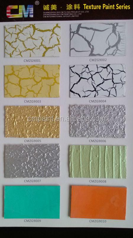 Cmzg 9006 4 Metallic Spray Paint Textured Finish Wall Coating Odor