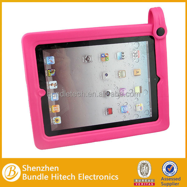 NEW Fashion photo frame Pattern Soft Silicon Case Cover for Apple ipad 2 3 4, for ipad silicon case