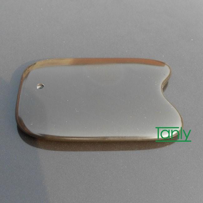 5A grade Original Si Bin Bian stone massage guasha kit beauty face plate 80x56x6mm 100% original cheap
