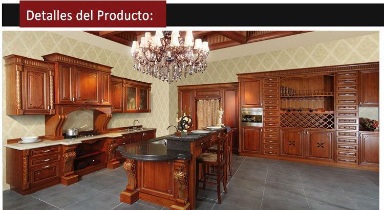 Precio de venta diseño sencillo tallado muebles de madera maciza ...