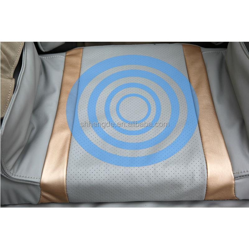 Lectrique 3d chaise de massage avec syst me de for Chaise 0 gravite