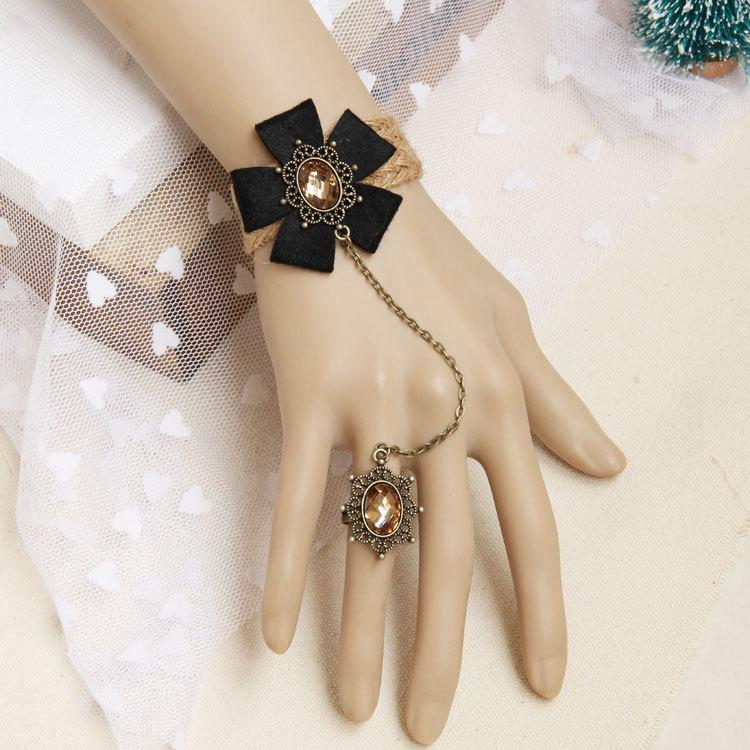 Crystal Bracelet Online Crystal Bracelet With Hand
